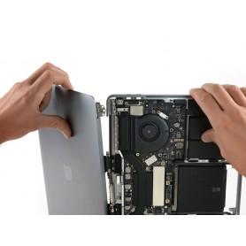 """Forfait Réparation Remplacement écran Apple MacBook Pro 13"""" A1706 A1708 Argent"""