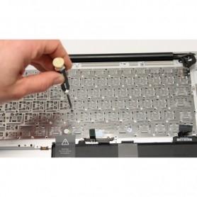 """Forfait Réparation Remplacement clavier Apple MacBook Pro 13"""" A1706"""