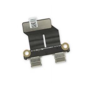 """Connecteur USB-C Apple MacBook Air 13"""" A1932 A2179 A2337 2018/2020 Nappe Interne"""