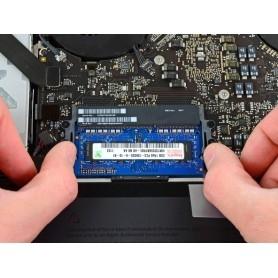 Remplacement mémoire vive Macbook Pro