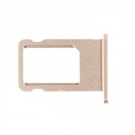 Tiroir porte carte sim tray Or Apple iPhone 6 Plus