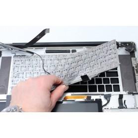 """Réparation remplacement Clavier MacBook Pro 17\"""""""