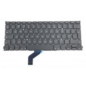 "Clavier Apple MacBook Pro Retina 13"" A1425 anglais UK 2012 2013 EMC 2557 2672"