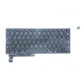 """Clavier Apple MacBook Pro 15"""" 2009 à 2012 A1286 anglais Qwerty US"""