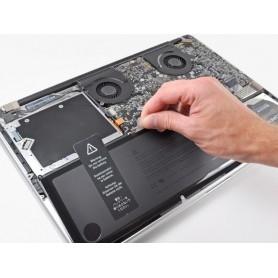 """Remplacement Batterie Macbook Pro 17\"""""""