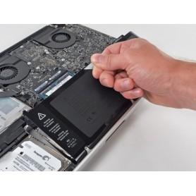 """Remplacement Batterie Macbook Pro 15\"""""""