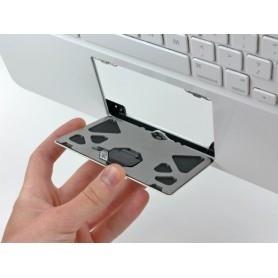 Réparation Trackpad MacBook unibody Blanc