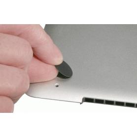 Remplacement patins caoutchouc MacBook