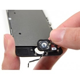 Réparation Bouton Home + nappe iPhone SE