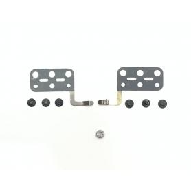 "7 petites vis+plaque fixation trackpad touchpad pour MacBook Air 13"" A1369 A1466"