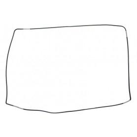 """Joint écran Apple MacBook Air 11"""" A1370 A1465 noir contour caoutchouc bezel"""