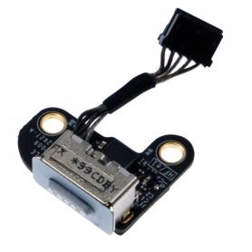 """Connecteur charge 820-2627 Apple Macbook unibody blanc 13"""" A1342"""