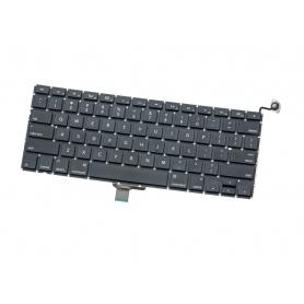 "Clavier Apple MacBook Pro 13"" 2008 A 2012 A1278  Anglais Qwerty Us"