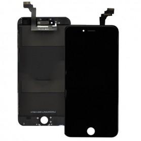 Ecran Apple iPhone 6 Plus Original LCD + vitre tactile assemblé chassis Noir
