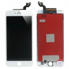 Ecran Apple iPhone 6S Plus Original LCD + vitre tactile assemblé chassis Blanc
