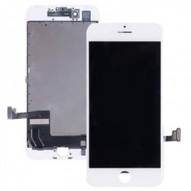 Ecran Apple iPhone 7 Original LCD + vitre tactile assemblé chassis Blanc