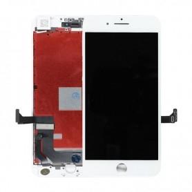 Ecran Apple iPhone 7 Plus Original LCD + vitre tactile assemblé chassis Blanc
