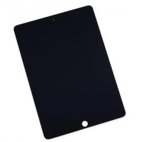 Ecran Apple iPad Air 2 Noir A1566 A1567 Dalle LCD + Vitre Tactile Assemblé