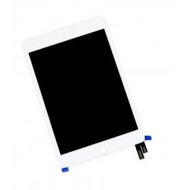Ecran Apple iPad mini 4 Blanc A1538 A1550 Dalle LCD + Vitre Tactile Assemblé