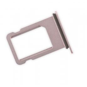 Tiroir Carte Sim Apple iPhone 7 Or Rose Support Interne Nano