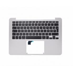 "Clavier Apple MacBook Pro Retina 13"" A1502 2015 EMC2835 Topcase Assemblé FR"