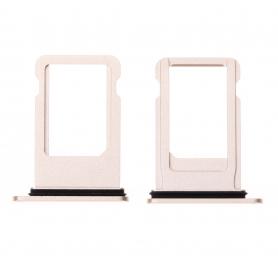 Tiroir Carte Sim Apple iPhone 7 Plus Or Support Interne Nano