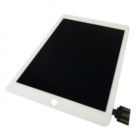 "Ecran Apple iPad Pro 9,7"" Blanc A1673 A1674 A1675 Dalle LCD + Vitre Tactile"