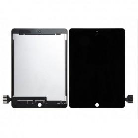 """Ecran Apple iPad Pro 9,7"""" Noir A1673 A1674 A1675 Dalle LCD + Vitre Tactile"""