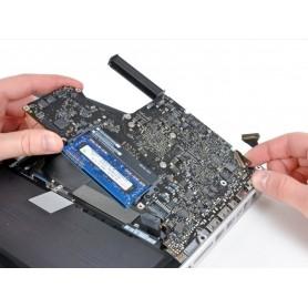 """Forfait Réparation carte mère Macbook Pro 13"""" A1278"""