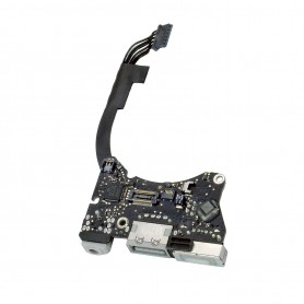 "Carte Alimentation 820-2827 Apple MacBook Air 11"" 2010 A1370 EMC 2393 USB Jack"