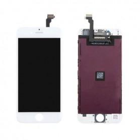 Ecran Apple iPhone 6 Premium LCD + vitre tactile assemblé Blanc