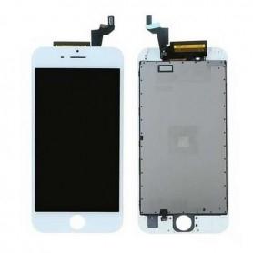 Ecran Apple iPhone 6S Premium LCD + vitre tactile assemblé Blanc