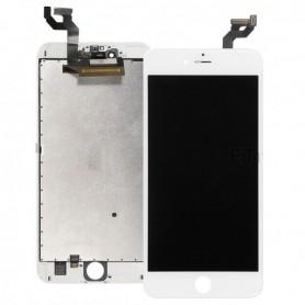 Ecran Apple iPhone 6S Plus Premium LCD + vitre tactile assemblé Blanc