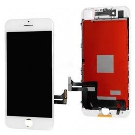Ecran Apple iPhone 7 Plus Premium LCD + vitre tactile assemblé Blanc