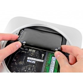 Réparation remplacement HDD 1To Mac mini