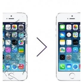 Forfait Réparation Remplacement écran Apple iPhone 5 Blanc - Premium