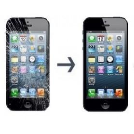 Forfait Réparation Remplacement écran Apple iPhone 5 Noir - Premium