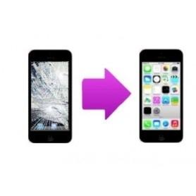 Forfait Réparation Remplacement écran Apple iPhone 5C - Premium