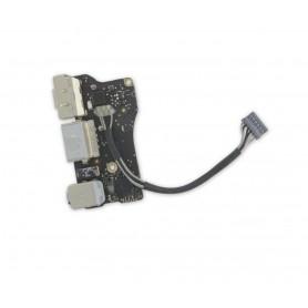 "Carte Alimentation 820-3057 Apple MacBook Air 13"" 2011 A1369 EMC2469 USB Jack"