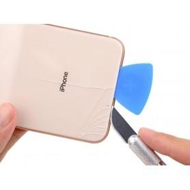 Forfait remplacement vitre arrière iPhone 8 Plus Argent