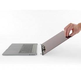 """Forfait Réparation Remplacement écran MacBook Pro 15"""" A1707 Argent"""