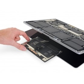 """Forfait Remplacement Trackpad Gris Sidéral MacBook Pro 13"""" A1706 A1708"""
