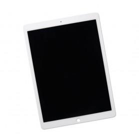 "Ecran Apple iPad Pro 12.9"" Blanc 2015/2016 A1584 A1652 Dalle LCD + Vitre Tactile"