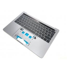 """Clavier Topcase Apple MacBook Pro 13"""" Gris Sidéral A1706 EMC 3071 3163 Français"""