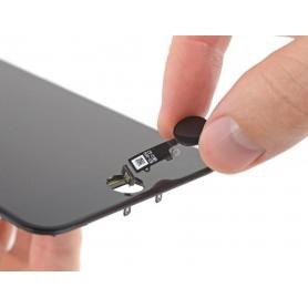 Forfait réparation remplacement du bouton home iPhone 7 Noir
