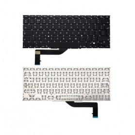 "Clavier Apple MacBook Pro Retina 15"" A1398 2012 à 2015 Anglais QWERTY UK"