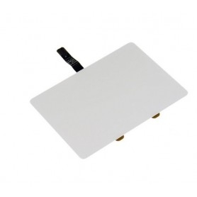 """Trackpad Apple MacBook 13"""" A1342 unibody blanc touchpad pavé tactile+Nappe cable"""