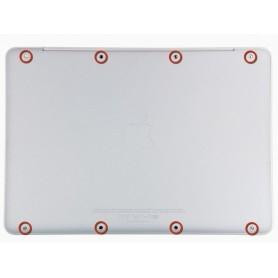 """8 vis Apple MacBook 13"""" unibody blanc A1342 fixation coque dessous bas"""