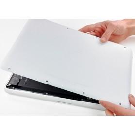 """Plaque Dessous Apple MacBook Unibody Blanc 13"""" A1342 Coque Bas Inferieur"""