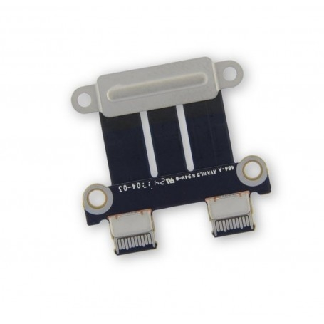 """Connecteur USB-C Apple MacBook Pro 13""""/15"""" A1706 A1707 821-00861 Nappe Interne"""